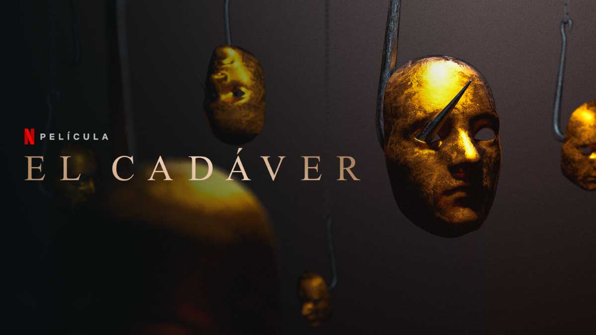 Película de Terror de Netflix, Cadaver, llega en Octubre 22 • Netfliteando