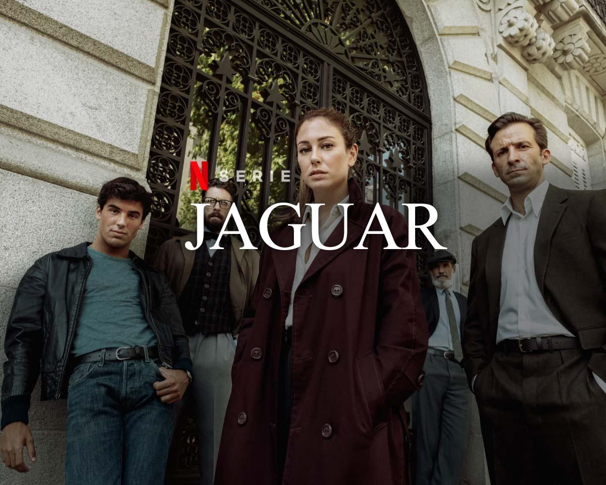 Jaguar: Blanca Suárez Protagoniza Nueva Serie En Netflix • Netfliteando