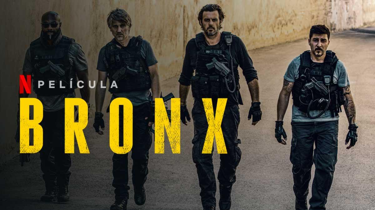 Bronx: Película Netflix Estreno, Tráiler y Reparto • Netfliteando